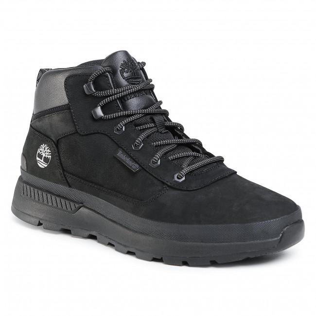 Disparidad muy Podrido  Boots TIMBERLAND - Field Trekker Mid Hiker TB0A1ZPU015 Black Nubuck - Boots  - High boots and others - Men's shoes | efootwear.eu