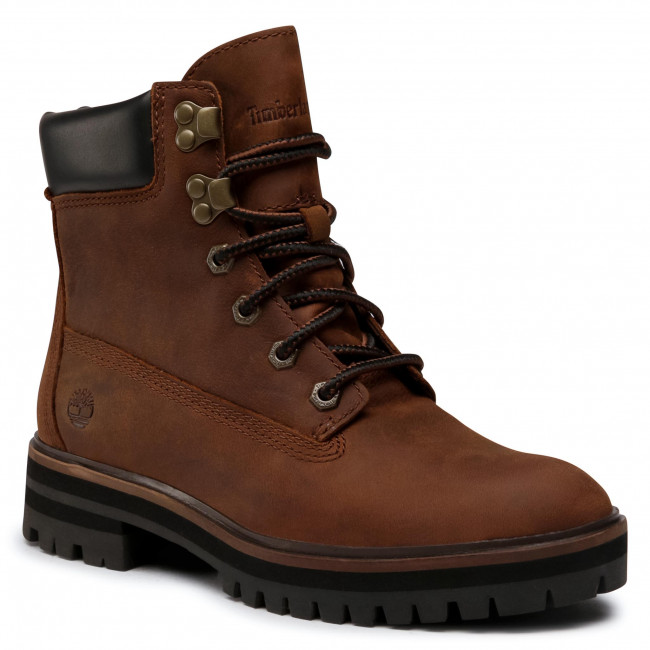 Un fiel voltaje arquitecto  Hiking Boots TIMBERLAND - London Square Boot TB0A2963203 Md Brown Full  Grain - Trekker boots - High boots and others - Women's shoes | efootwear.eu