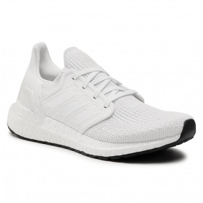 Footwear adidas - Ultraboost 20 W EG0713  Ftwwht/Ftwwht/Cblack