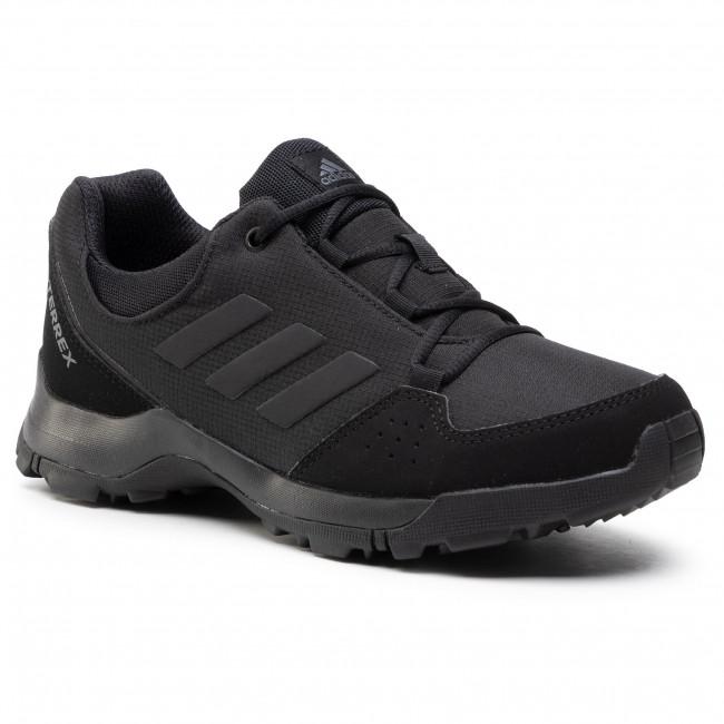 Footwear adidas - Terrex Hyperhiker Low K FV5216 Cblack/Cblack/Grefiv