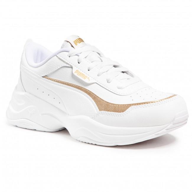 Trainers PUMA - Cilia Mode Lux 375732 02 White/Gold