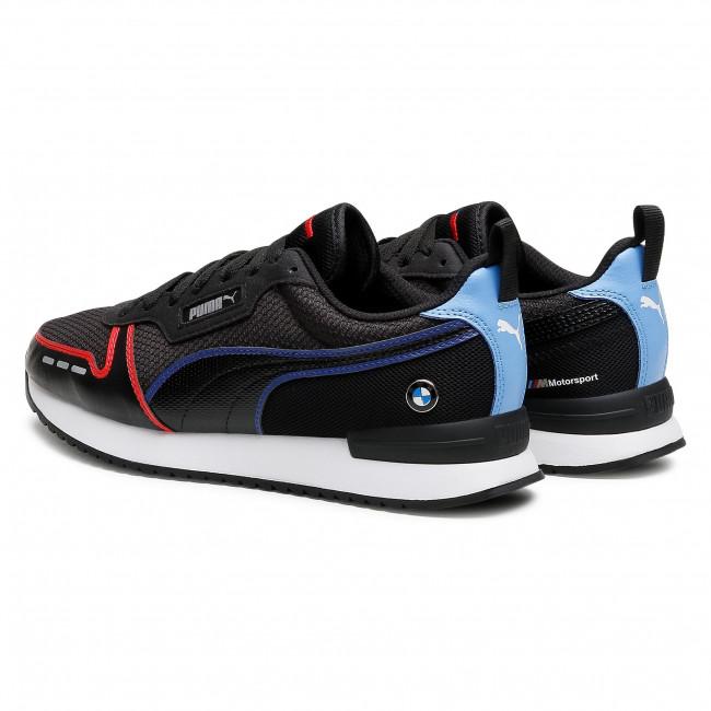 Trainers PUMA - Bmw Mms R78 306786 01 Puma Black/Blueprint