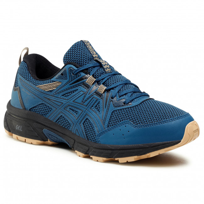 Footwear ASICS - Gel-Venture 8 1011A824  Mako Blue/Black 401