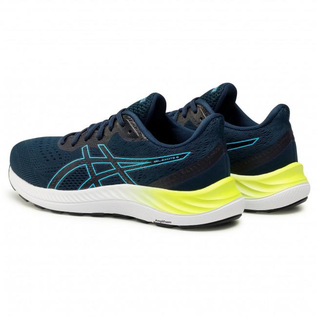 Footwear ASICS - Gel-Excite 8 1011B036 French Blue/Digital Aqua 401