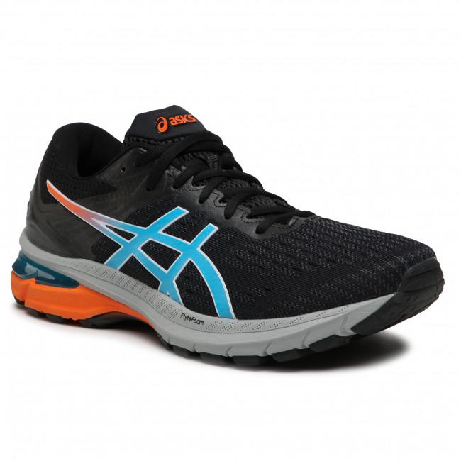 Footwear ASICS - GT-2000 9 Trail 1011B046 Black/Digital Aqua 001