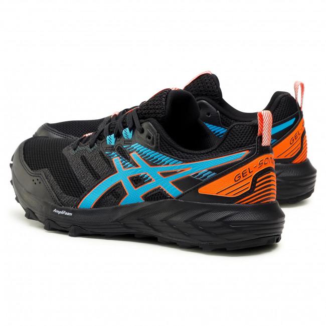 Footwear ASICS - Gel-Sonoma 6 1011B050 Black/Digital Aqua 001