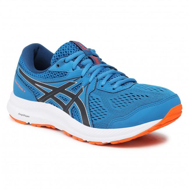 Footwear ASICS - Gel-Contend 7 1011B274 Reborn Blue/Black 403