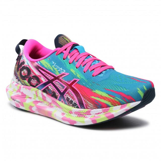 Footwear ASICS - Noosa Tri 13 1012A898 Digital Aqua/Hot Pink 400