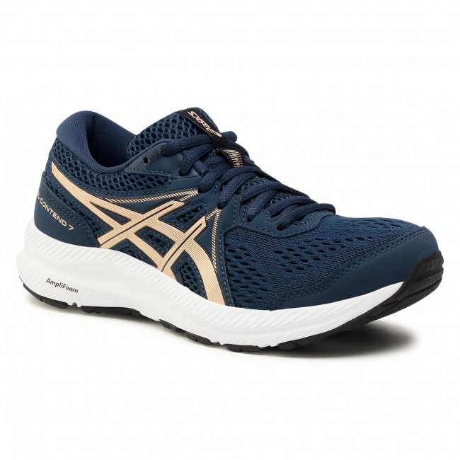 Footwear ASICS - Gel-Contend 7 1012A911 French Blue/Champagne 401