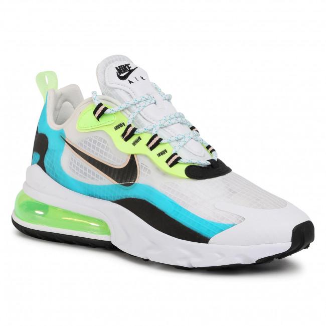 Excelente Primero Inmundo  Footwear NIKE - Air Max 270 React Se CT1265 300 Oracle Aqua/Black/Ghost  Green - Sneakers - Low shoes - Men's shoes | efootwear.eu
