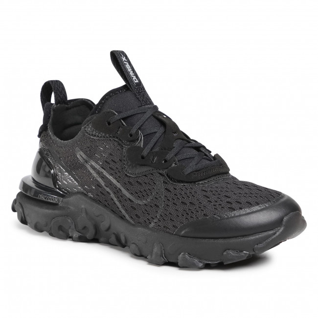 Footwear NIKE - React Vision (Gs) CD6888 004 Black/Black/Smoke Grey