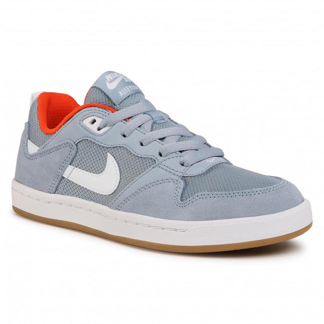 Footwear NIKE - Sb Alleyoop (GS) CJ0883 400 Obsidian Mist/White