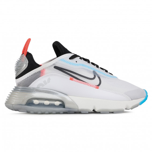 Footwear NIKE Air Max 2090 CT7698 100 WhiteBlackPure Platinum