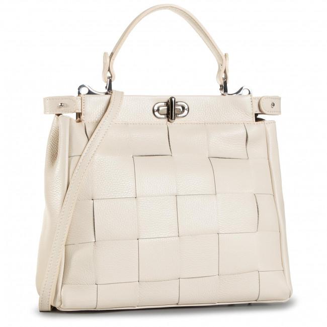Handbag CREOLE - K10755  Beżowy D05