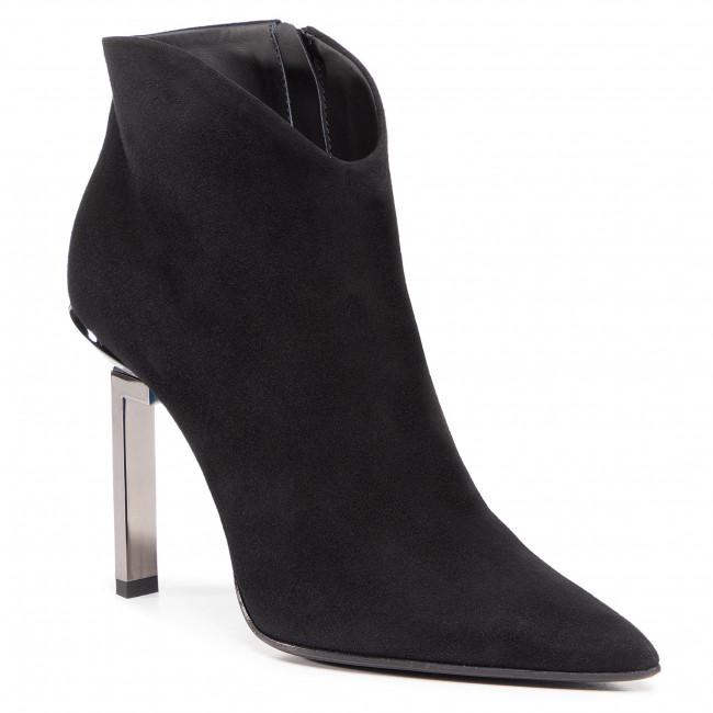 Ankle boots LORIBLU - 1l RT1185 RL  Camoscio Nero