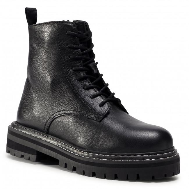 Hiking Boots LES TROPEZIENNES - Reine 25039 Black