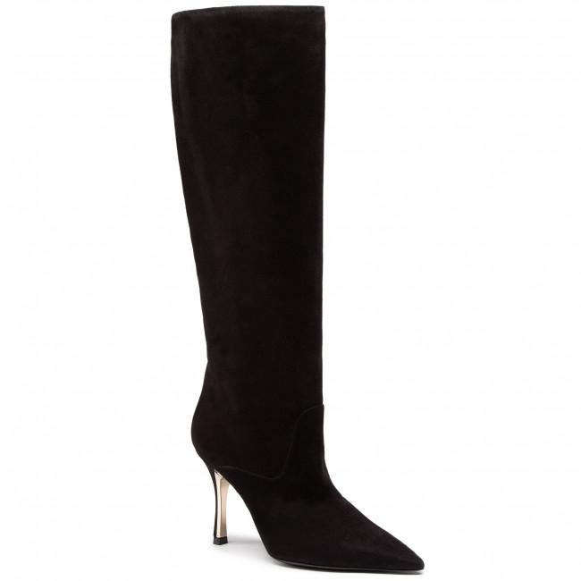 Knee High Boots FURLA - Code YC45FCD-C10000-O6000-1-007-20-IT-3500 Nero
