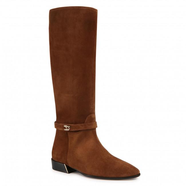 Knee High Boots FURLA - Grace YD38FGC-Y61000-03B00-1-007-20-IT  Cognac h