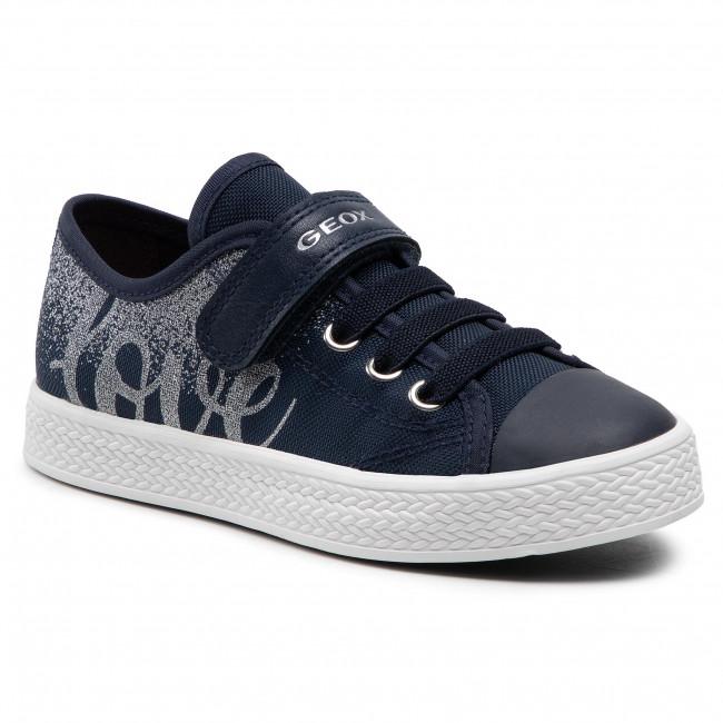 Sneakers GEOX - J Ciak G. G J1504G 000AN C4002 S Navy