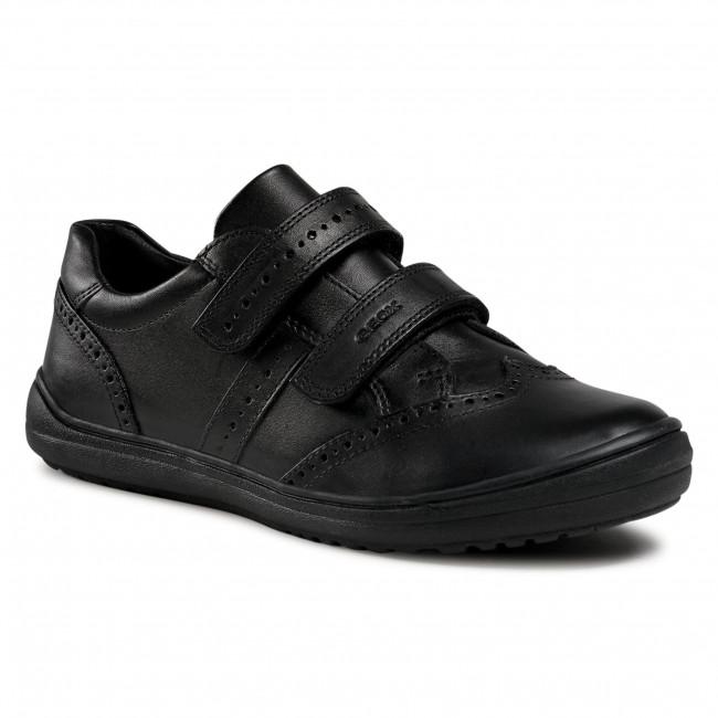 Shoes GEOX - J Hadriel G. G J947VG-00043 C9999 D Black