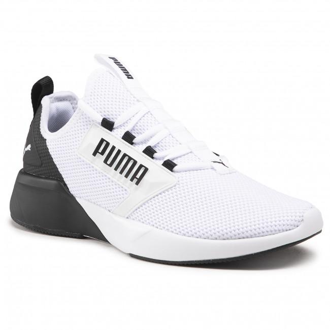 Footwear PUMA - Retaliate 192340 19 Puma White/Puma Black