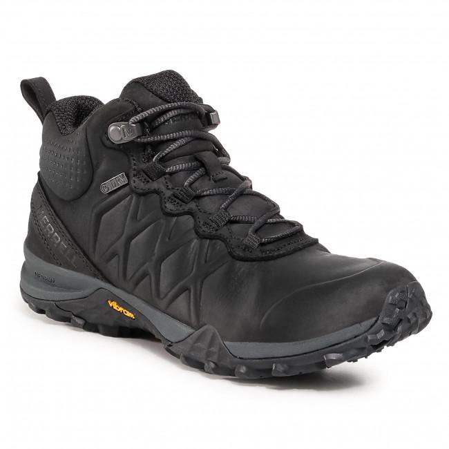 Trekker Boots MERRELL - Siren 3 Peak J99880 Black