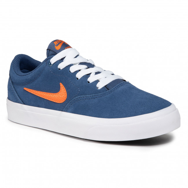 Footwear NIKE - Sb Charge Suede (Gs) CT3112 401 Mystic Navy/Starfish