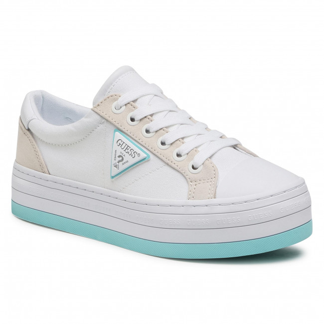 Sneakers GUESS - Brodey FL5BRO FAB12 WHIBO