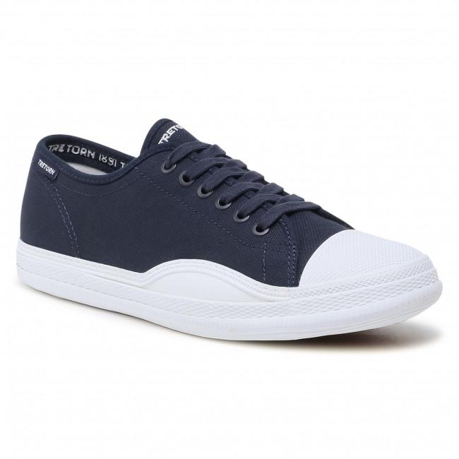 Sneakers TRETORN - Racket 480128  Bavy/White 81