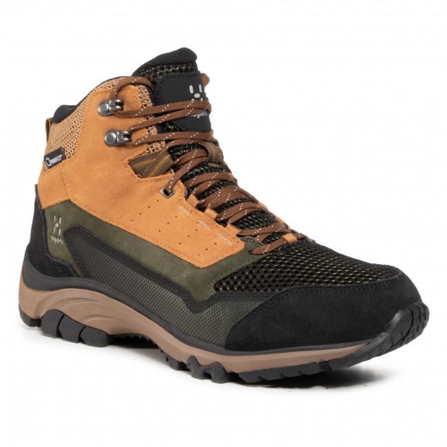 Trekker Boots HAGLÖFS - Skuta Mid Proof Eco Men 498080 Oak/Deep Woods