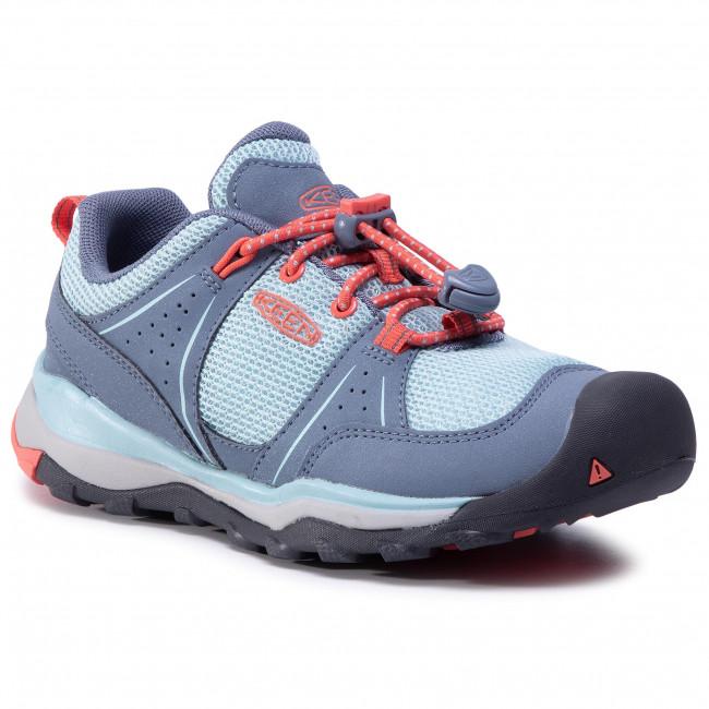 Trekker Boots KEEN - Terradora II Sport 1022644 Flint Stone/Coral