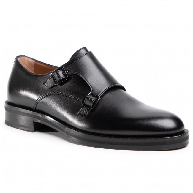 Shoes BOSS - Hunton 50444476 10225924 01  Black 001