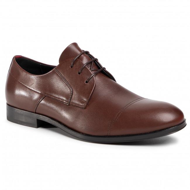 Shoes HUGO - Boheme 50441010 10222044 01 Medium Brown 210