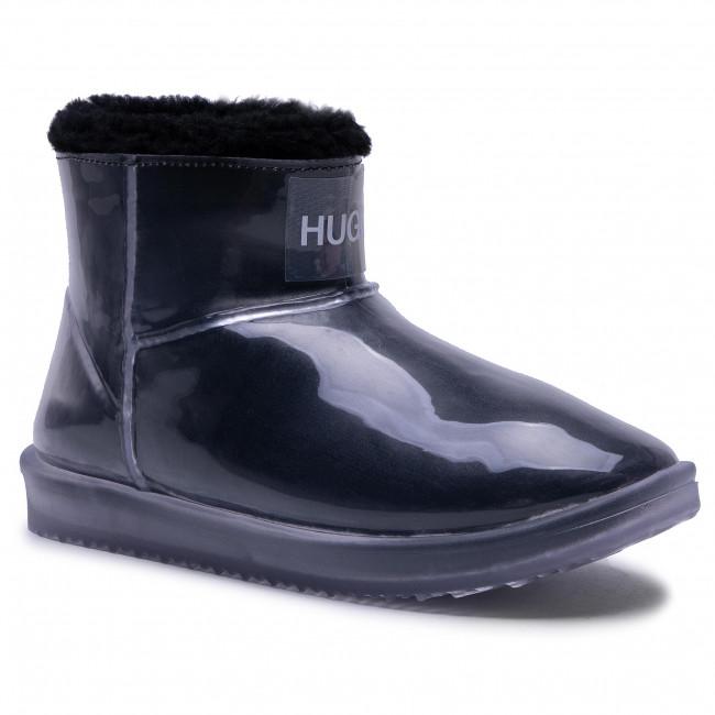 Wellingtons HUGO - Cozy Bootie-TR 50447289 10233134 01 Black 001