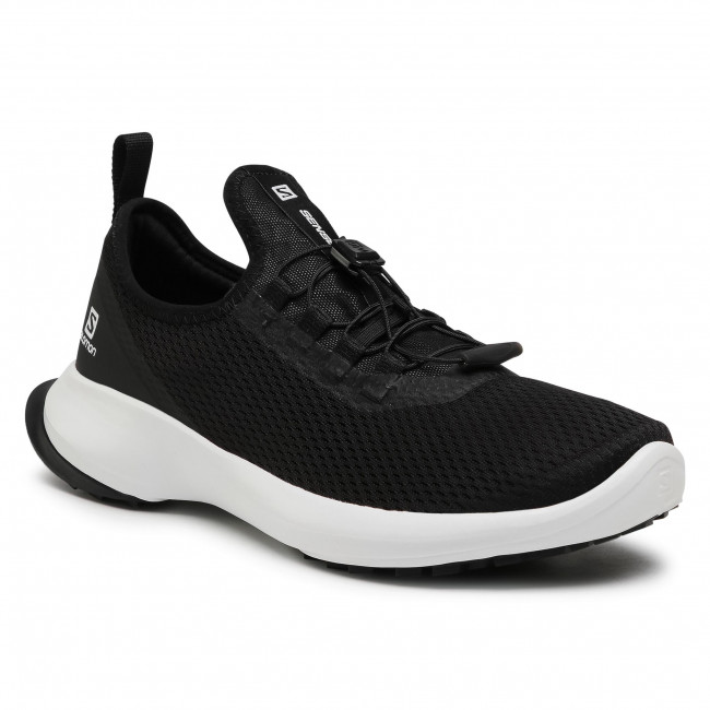 Footwear SALOMON - Sense Feel 2 412708 27 W0 Black/White/Black
