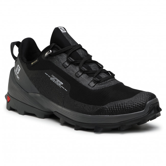Footwear SALOMON - Cross Over Gtx GORE-TEX 412861 27 V0  Black/Magnet/Black