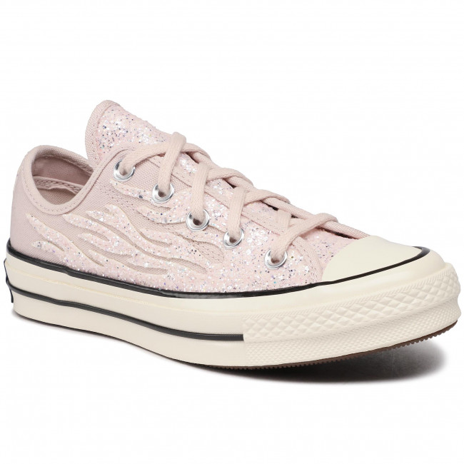Sneakers CONVERSE - Chuck 70 Ox 569537C Silt Red/Egret/Black