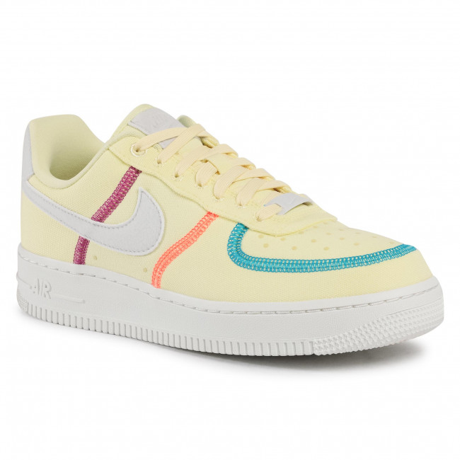Footwear NIKE - Air Force 1'07 Lx CK6572 700 Life Lime/Photon Dust