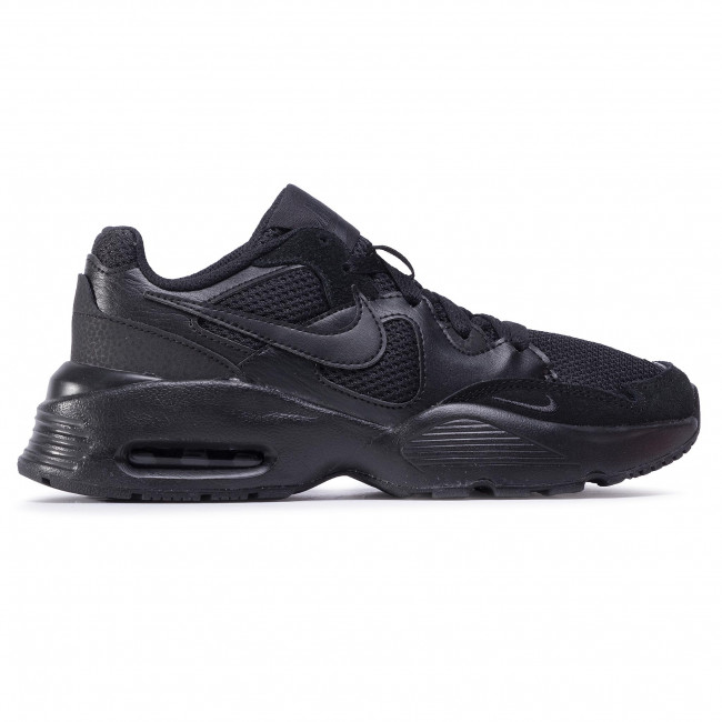 Footwear NIKE - Air Max Fusion (GS) CJ3824 001 Black/Black/Black