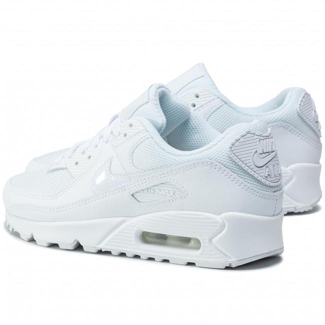 Footwear NIKE - Air Max 90 Twist CV8110 100 White/White/White