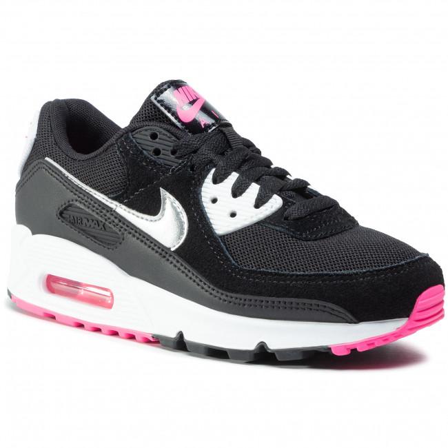 Footwear NIKE - Air Max 90 DA4281 001 Black/Metallic Silver/White