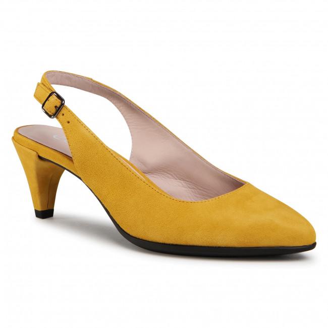 Sandals ECCO - Shape 45 Pointy Sleek 26444305366 Merigold