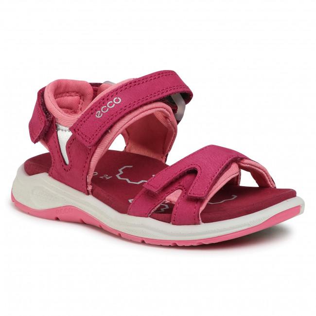 Sandals ECCO - X-Trinsic K 71061202422 Sangria
