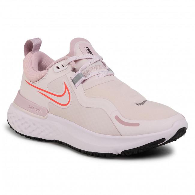 Tesoro astronomía cantidad de ventas  Footwear NIKE - React Miler Shield CQ8249 600 Barely Rose/Flash Crimson -  Indoor - Running shoes - Sports shoes - Women's shoes | efootwear.eu