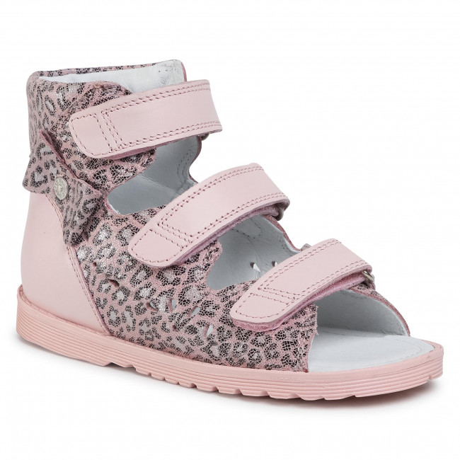 Sandals BARTEK - 86803-0/RAS Róż