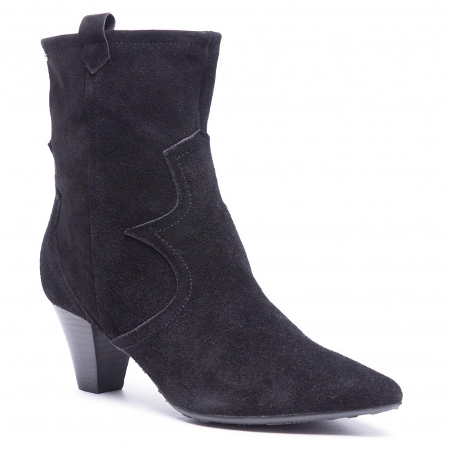 Ankle boots PEPE JEANS - Gospel Tex PLS50387 Black 999