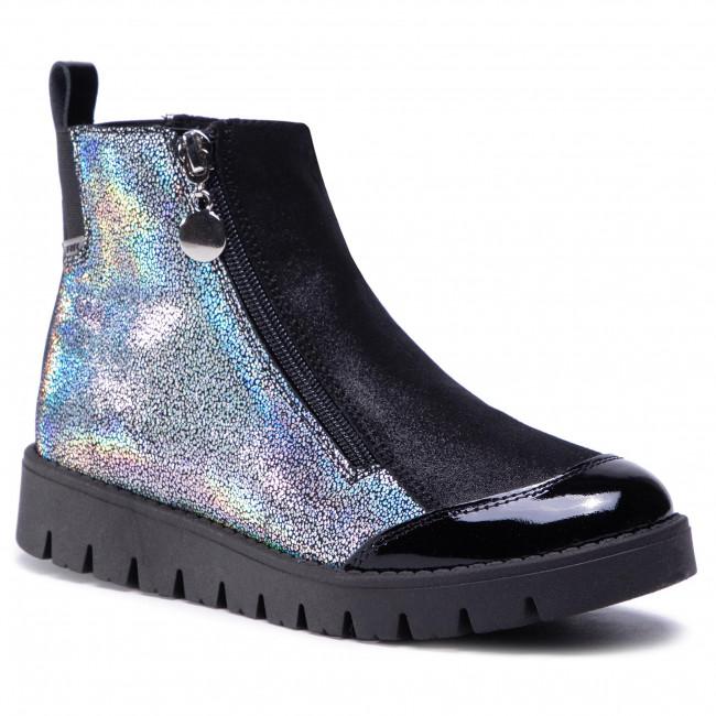 Boots BARTEK - W-7443-55MP Black