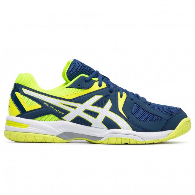 Footwear ASICS - Gel-Hunter 3 R507Y Poseidon/White/Safety Yellow 5801