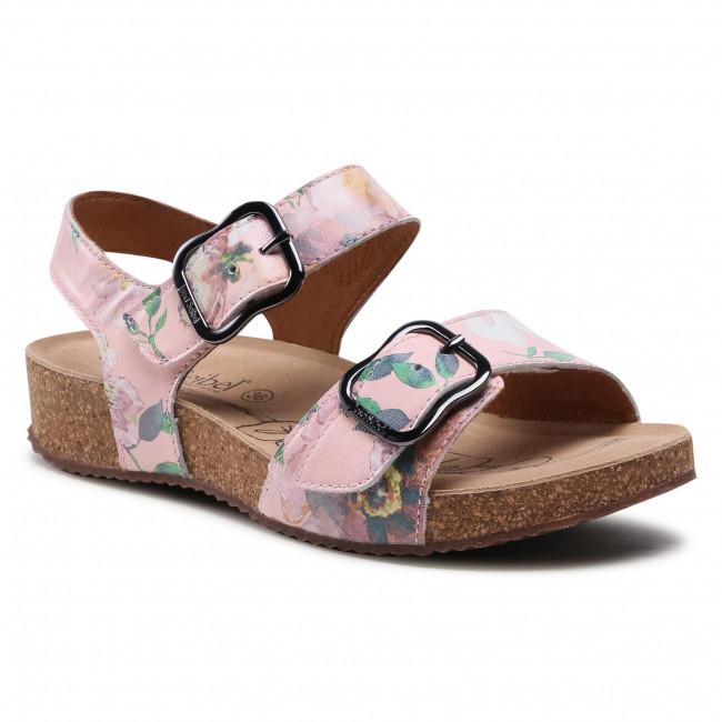 Sandals JOSEF SEIBEL - Tonga 62 78562 244 040 Rosa