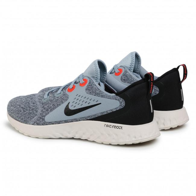 Footwear NIKE - Legend React AA1625 407 Obsidian Mist/Black